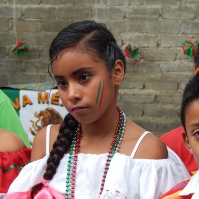 Ninos, girl, culture