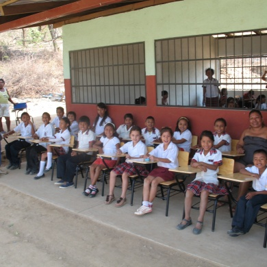 Second Grade Scholars
