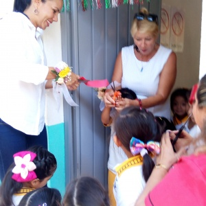 Kindergarten Madam Currie in Ixtapa