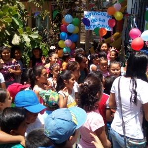 Día del Niño fiesta