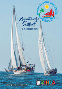 First bilingual hard copy of the Sailfest story
