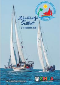 Primera publicación bilingue de la historia del Sailfest